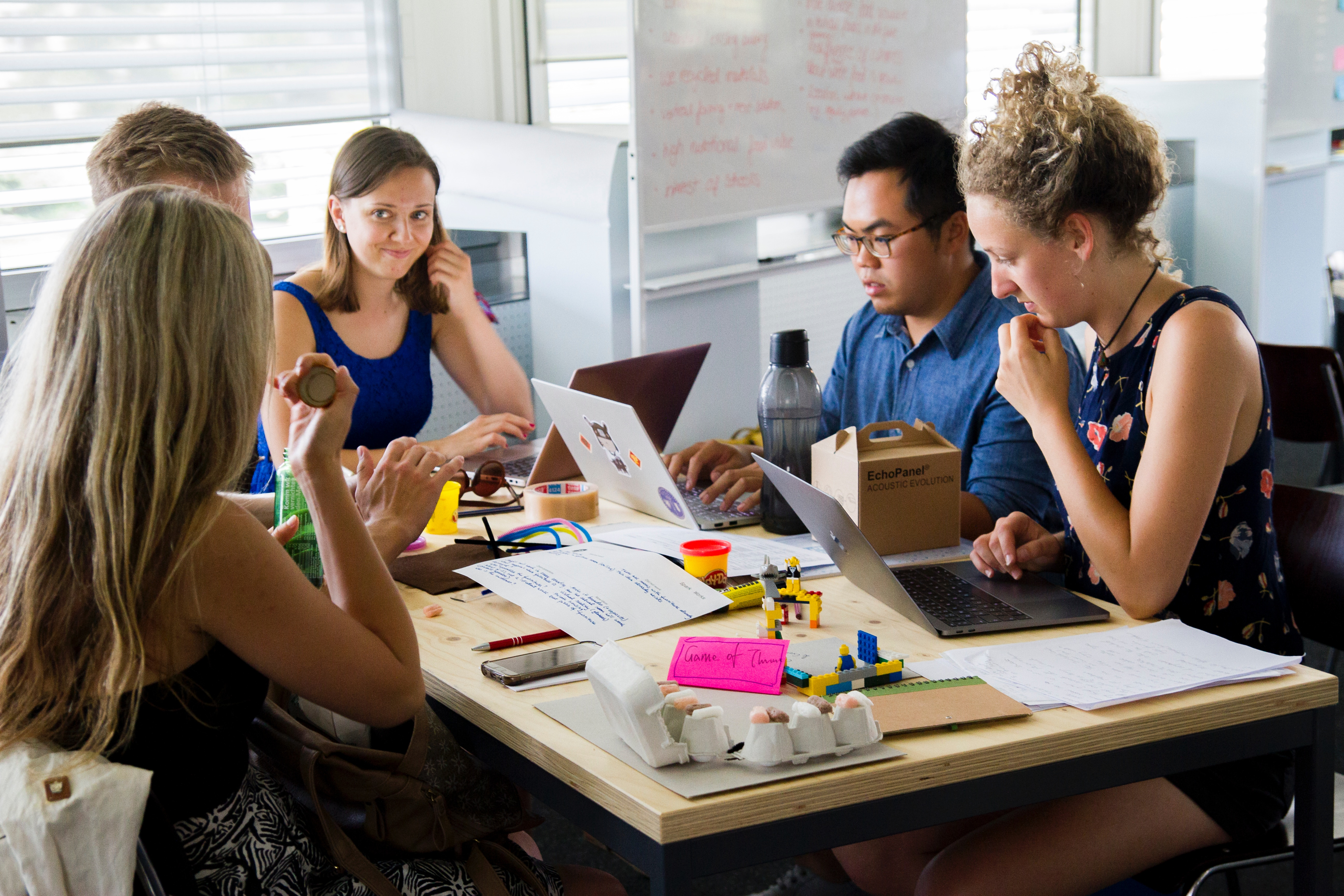 creating a healthy work environment