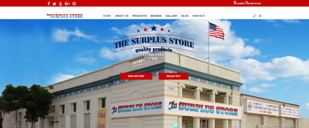 Surplus Store