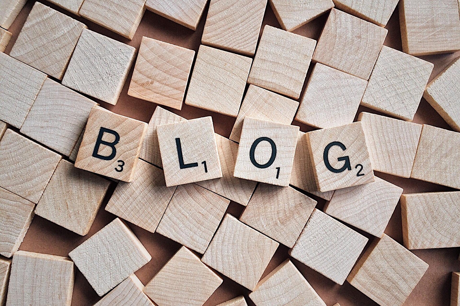 How to write a blog 3
