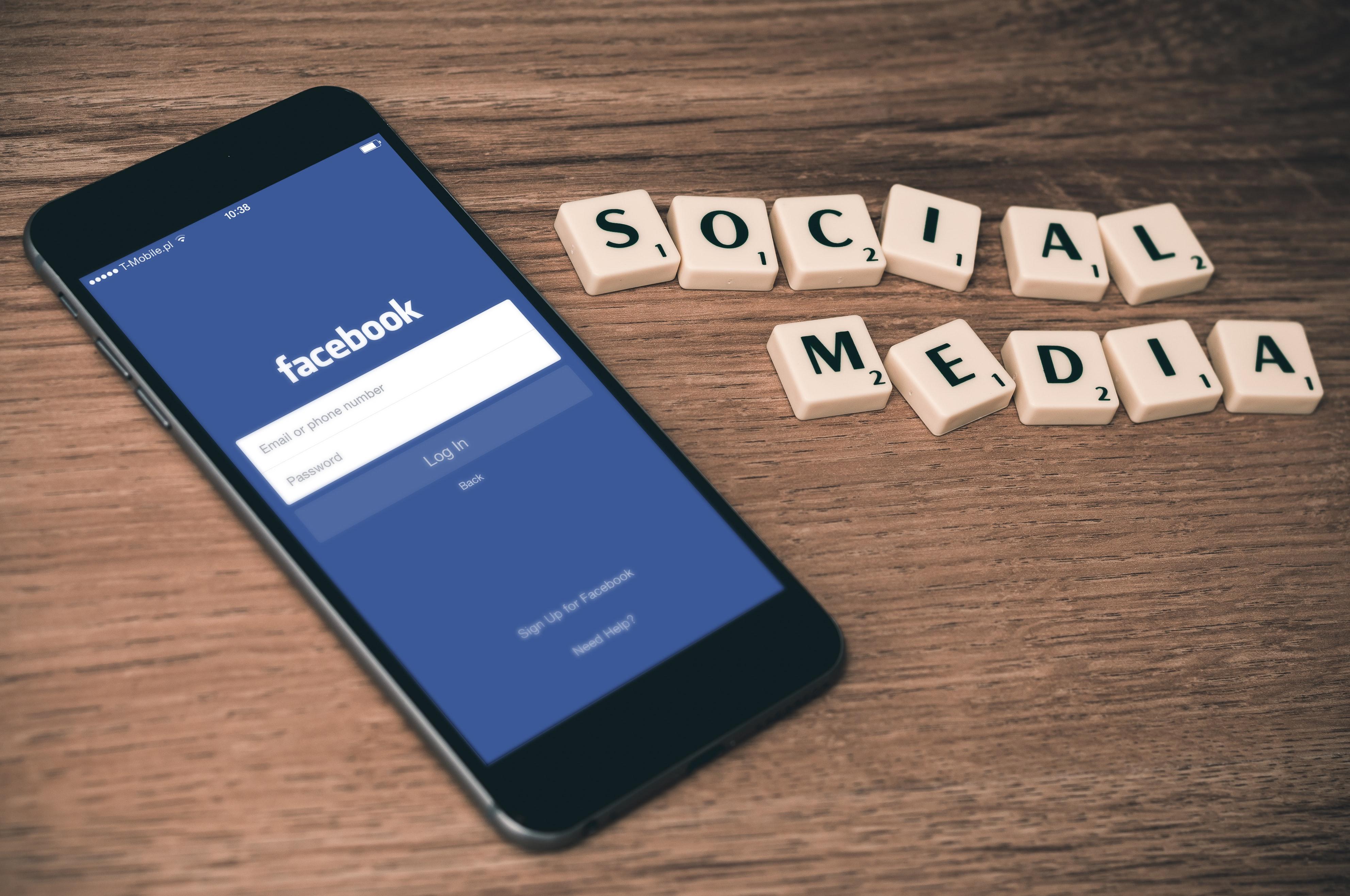social media marketing facebook